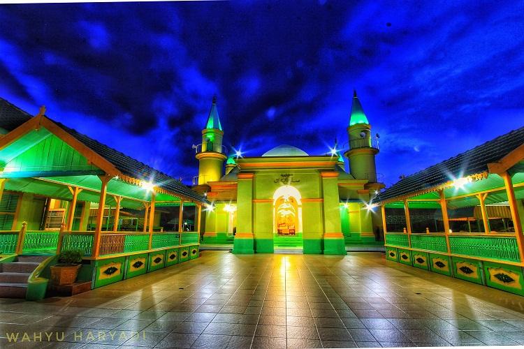 masjid rao